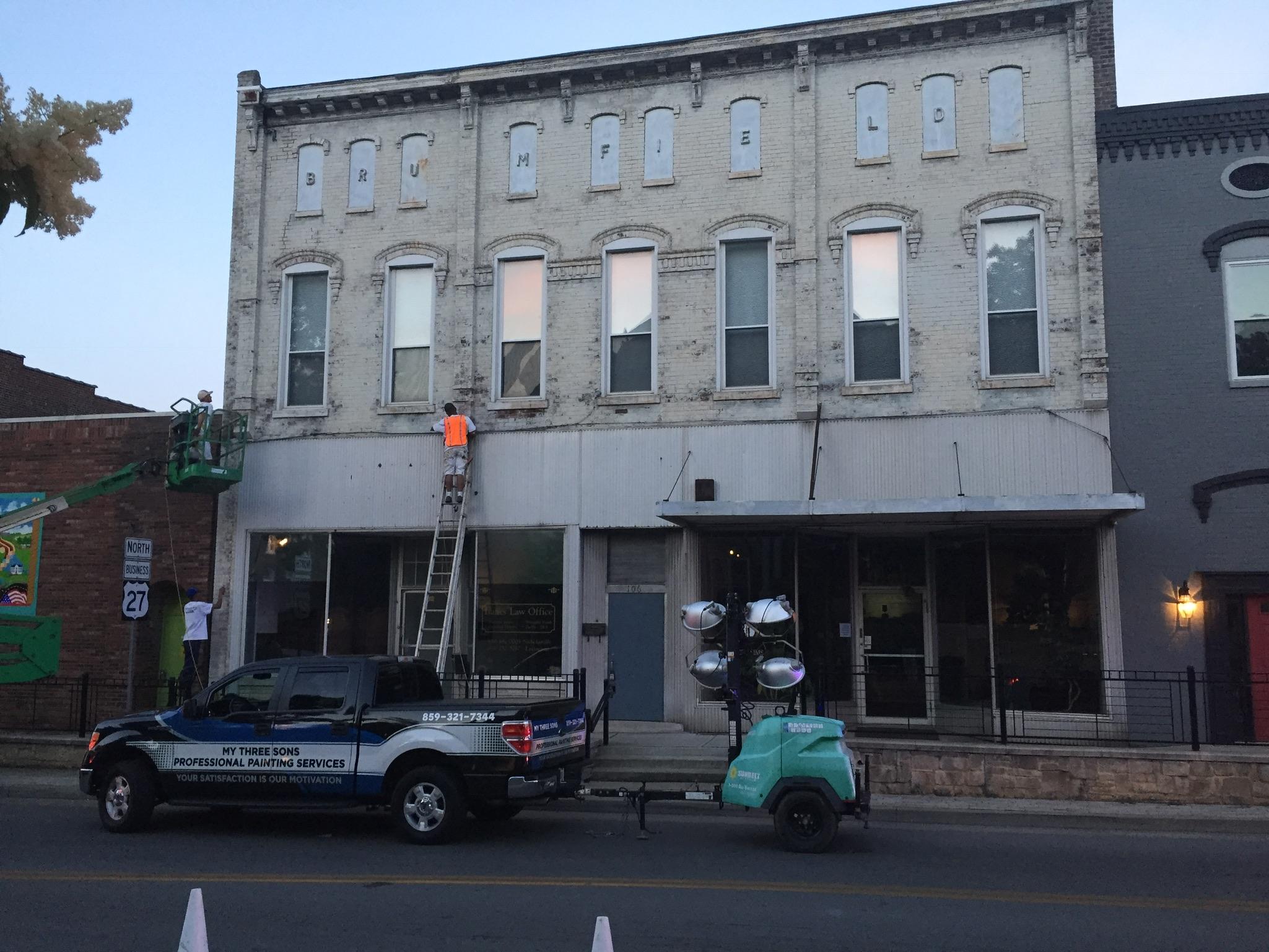 Commercial Painting Lexington