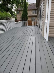 Deck Stain Lexington KY