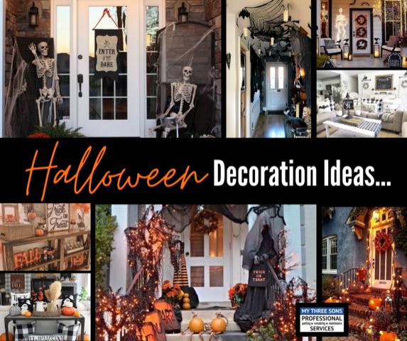 Decorating-for-Halloween